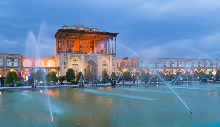 palais d Ali Qapu
