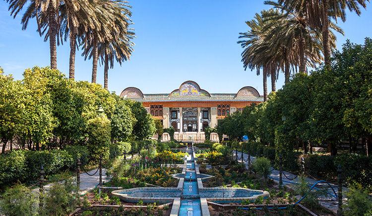 jardin du musee Narendjestan