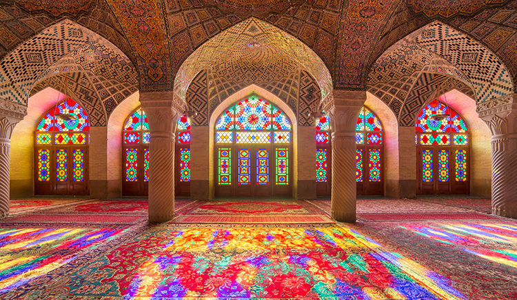 mosquee Nasir-ol-Molk
