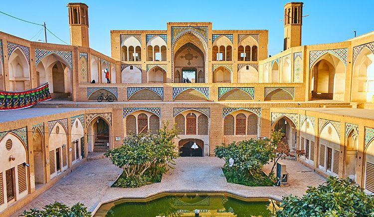 mosquee Agha Bozorg
