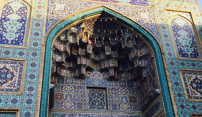 Mosquee Sheikh Loftollah Ispahan