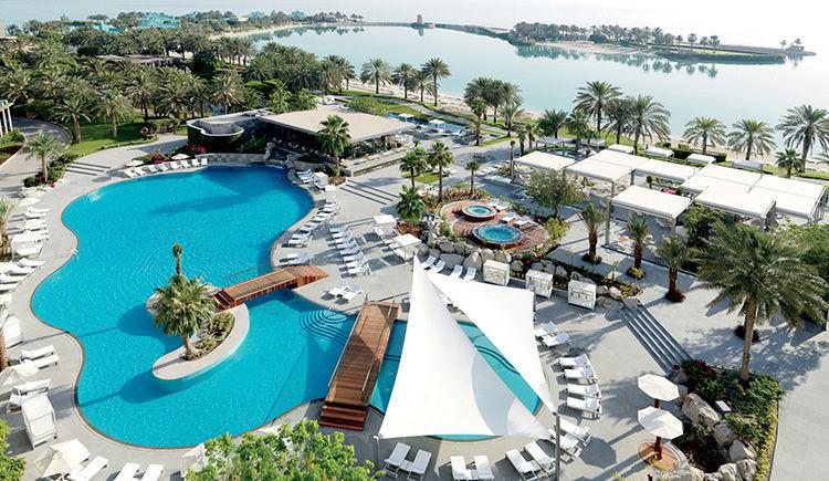 Ritz Carlton Bahrein piscine