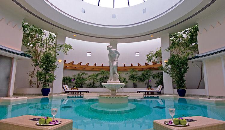 Ritz Carlton Bahrein thalasso