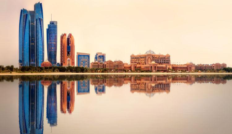 De Dubaï à Abu Dhabi 4* Dubaï to Dubaï