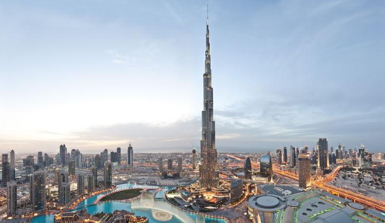 Dubaï Ville de Mirage 4* Dubaï to Dubaï