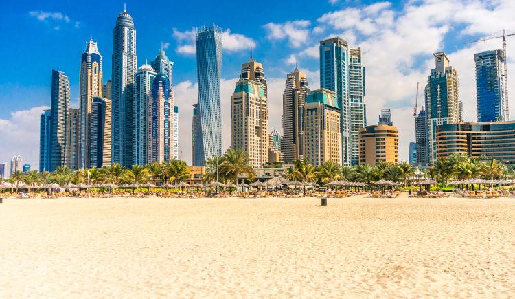 Dubaï Ville de Mirage 5* Dubaï to Dubaï