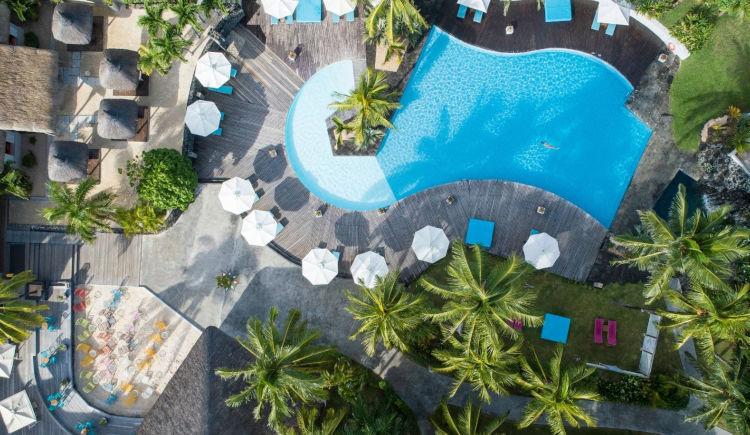 Combine Dubaï – Maurice: Canopy by Hilton Al Seef & Solana Beach - adults only 4 *