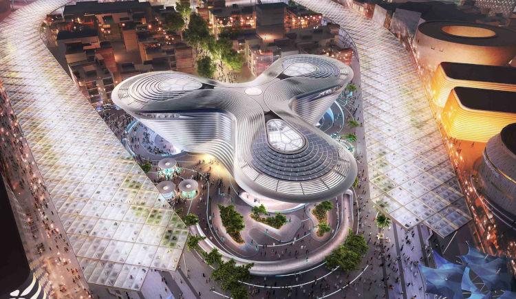Expo 2020 Pre Voyage - Dubaî to Dubaî