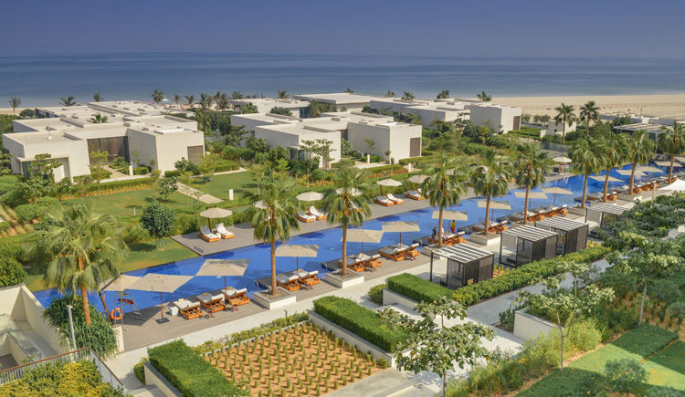 Oberoï Beach Resort Al Zorah 5 *