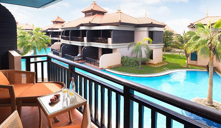 chambre Premier Lagoon balcon
