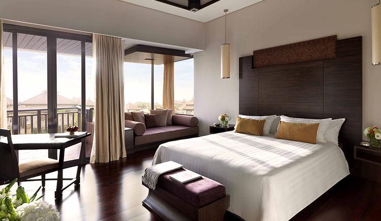 Deluxe Lagoon Villa chambre