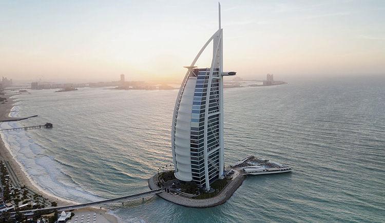 Burj Al Arab 5 * Luxe