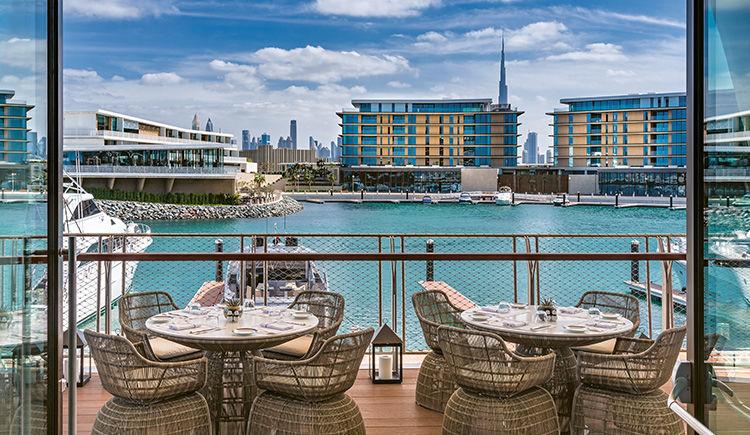 Yacht Club restaurant