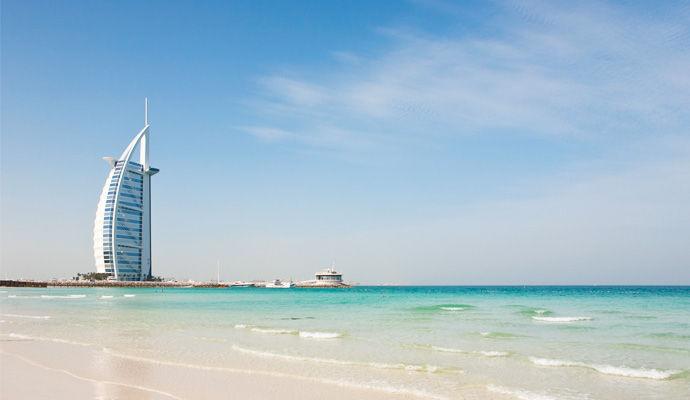 Dubai/Abu Dhabi Plage & Désert - Hôtels Anantara 5 *