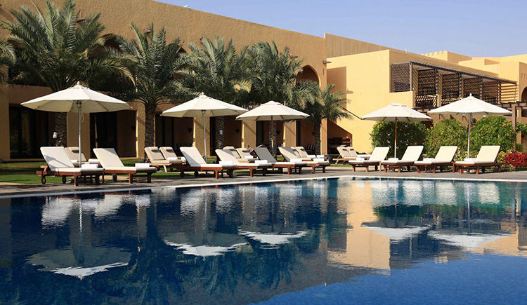 Tilal Liwa piscine2