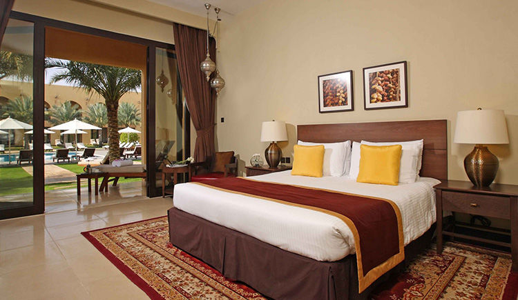Tilal Liwa chambre