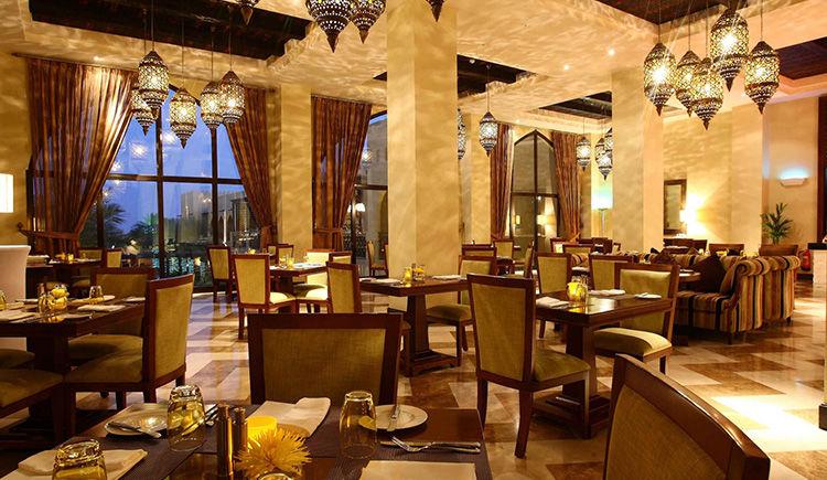 Tilal Liwa restaurant