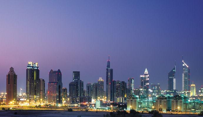 Dubai / Musandam