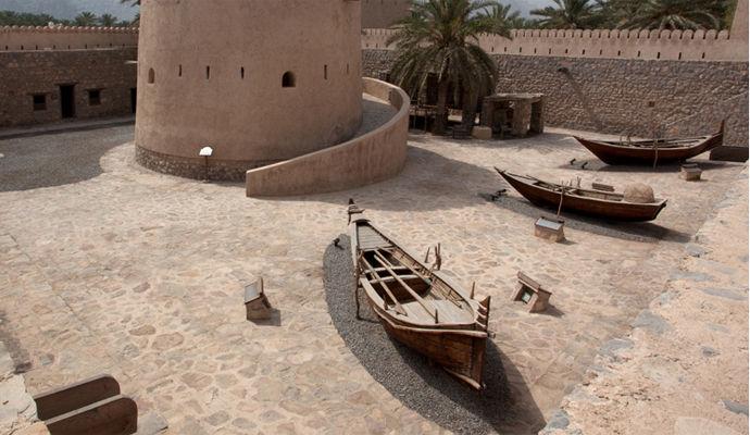 fort khasab