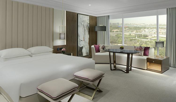 Grand Hyatt Dubai chambre