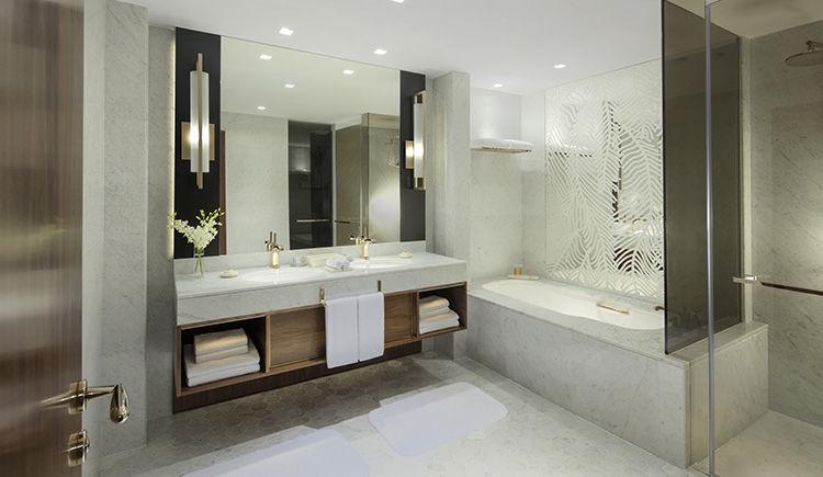 Grand Hyatt Dubai salle de bain
