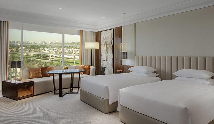 Grand Hyatt Dubai chambre double