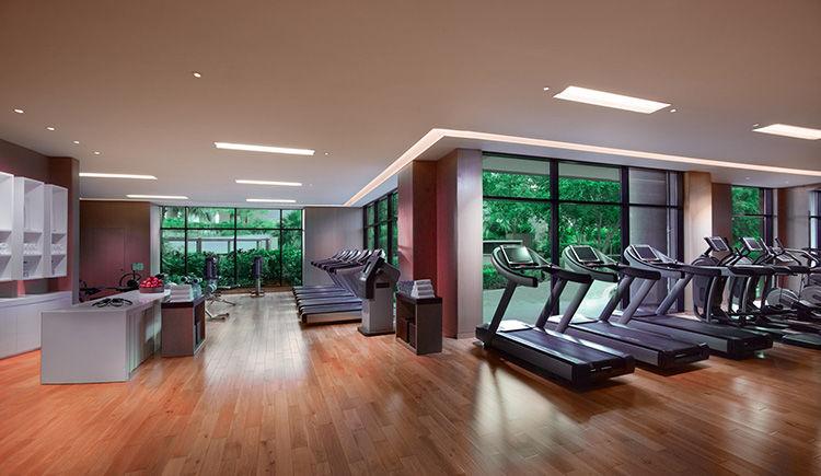 Grand Hyatt Dubai salle de sport