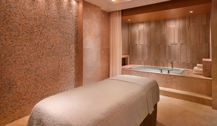 Grand Hyatt Dubai spa
