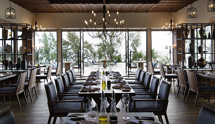 Pullman Arcadia Phuket restaurant