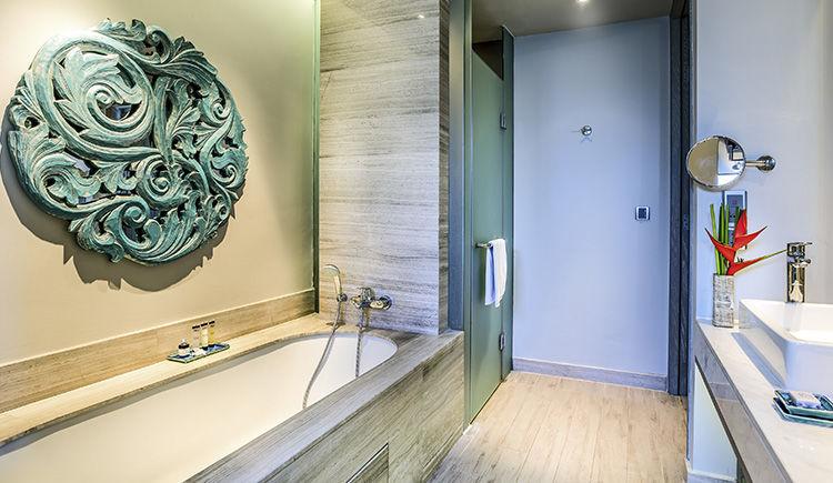 Pullman Arcadia Phuket salle de bain