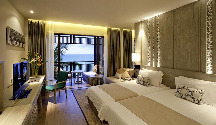 Pullman Arcadia Phuket chambre double