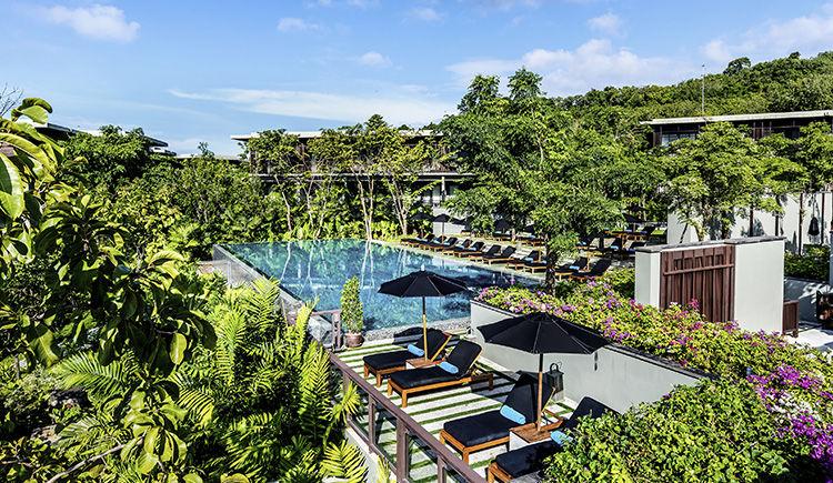 Pullman Arcadia Phuket piscine