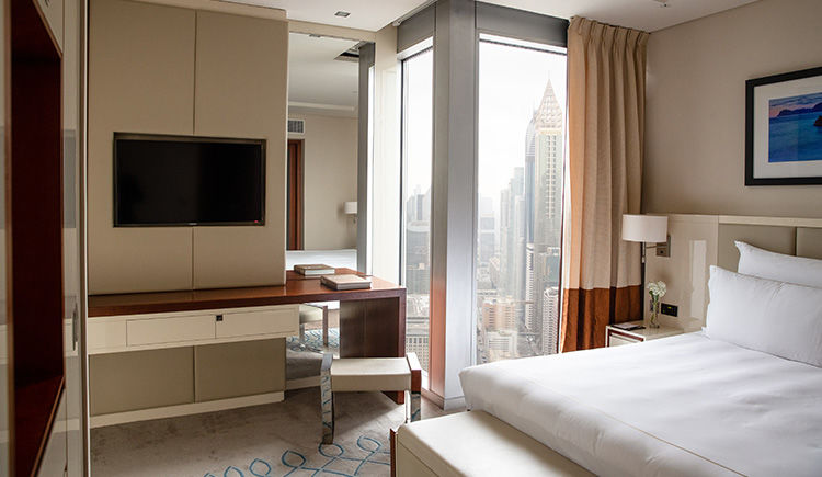 Jumeirah at Etihad Tower Club Suite Junior