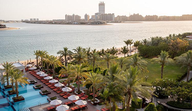 Jumeirah Zabeel Saray exterieur