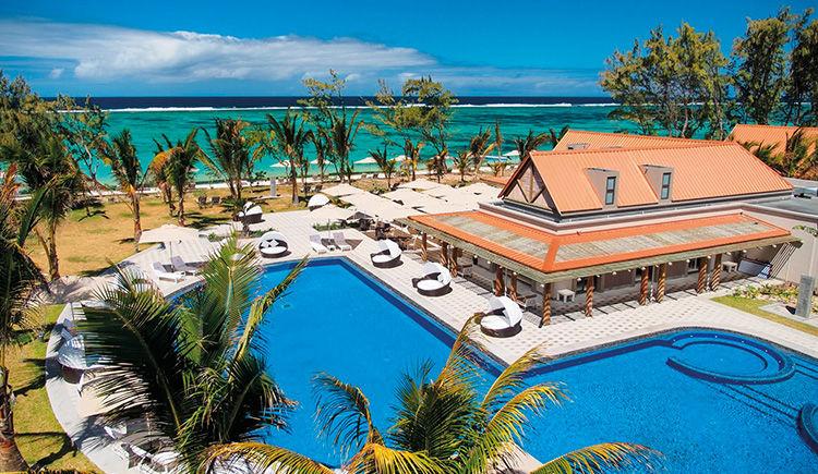 Kappa Club Maritim Crystals Beach piscine2