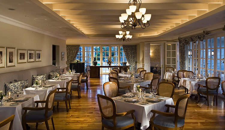 Kappa Club Maritim Crystals Beach restaurant Chateau Mon Desir
