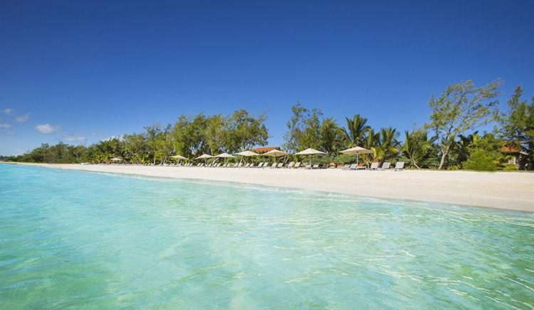 Kappa Club Maritim Crystals Beach plage