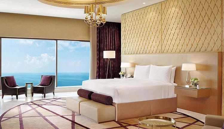 Penthouse Bedroom