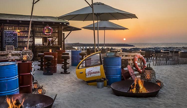 Driftwood Beach Bar