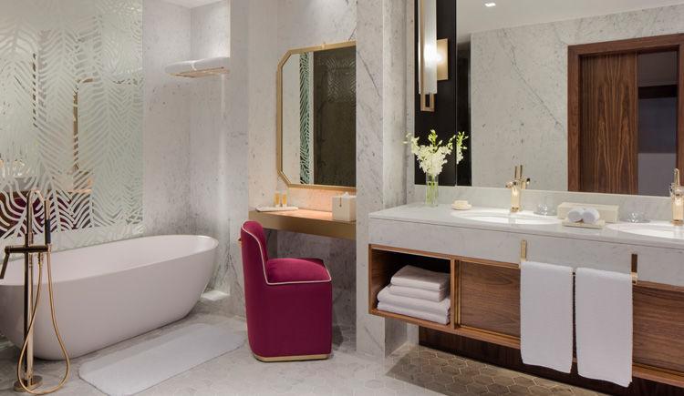 salle de bains Grand Suite