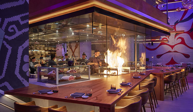 restaurant Netsu
