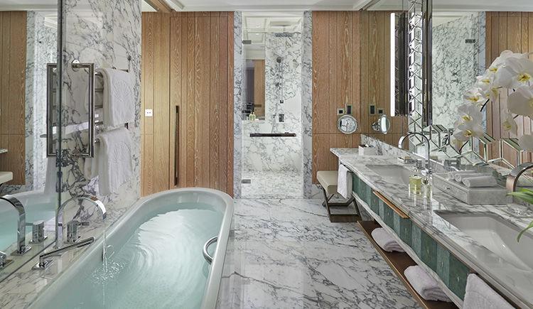 suite deluxe salle de bain