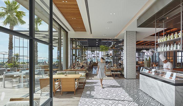 restaurant The Bay