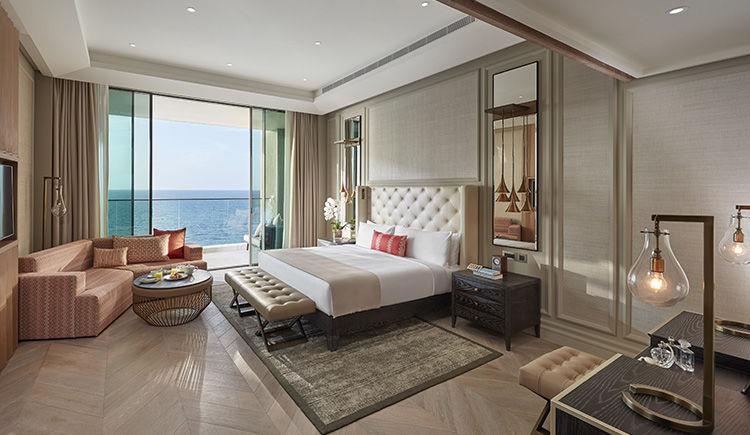 two bedroom suite vue mer