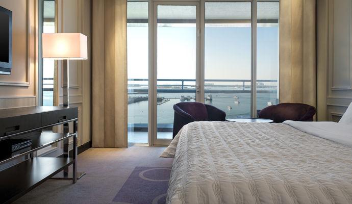 chambre deluxe sea view