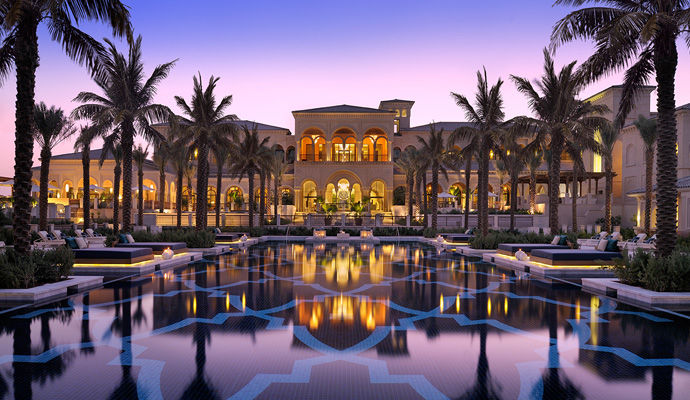 One&Only The Palm 5 * Luxe