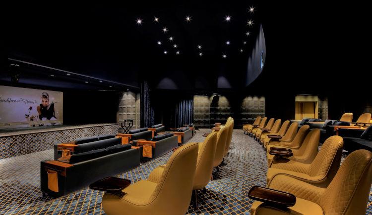 Paramount screening room