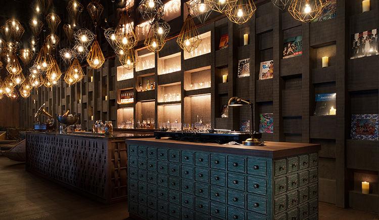Poppy bar