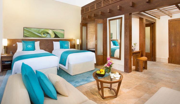 luxury palm view twin