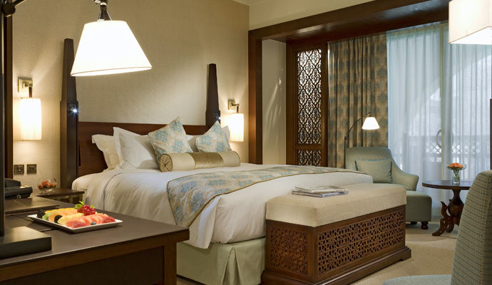 The Palace Downtown Dubaï 5 *